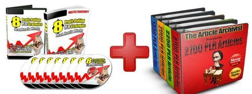 Product picture Profiting From Your PLRS Plus 8200 PLR Articles